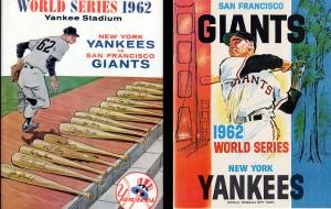 1962 WS Programs