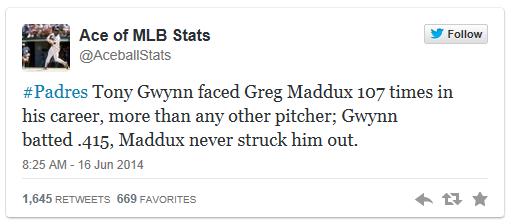 Gwynn Maddux
