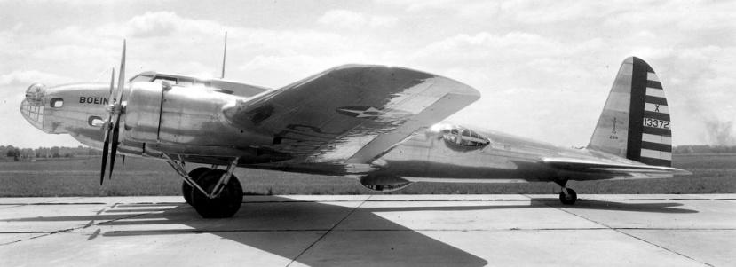 Boeing XB-17